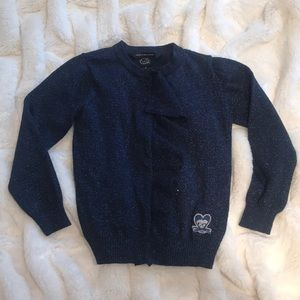 Little Marc Jacobs Girls Sweater size 4